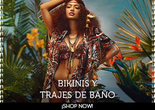 Bikinis y Trajes de Baño