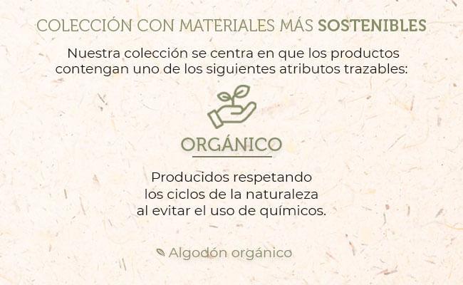 sostenible-Algodon organico