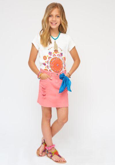 Minifalda_Botones_Coral_1